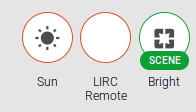 Lirc remote in home-assistant