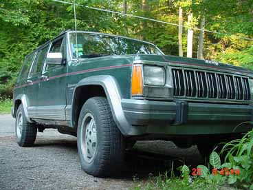Jeep Cherokee Laredo 1991 Dilettante