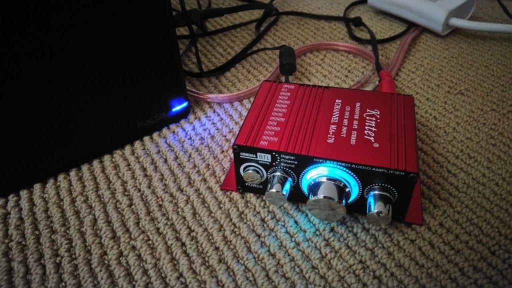 Little cheap amp