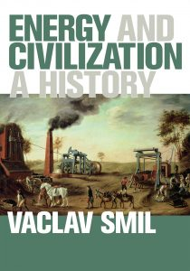 Book cover of Energy and Civilization by Vaclav Smil
